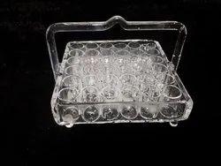 Quartz Glass Parting Tray