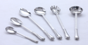 Hollow Handle Chafing Spoon