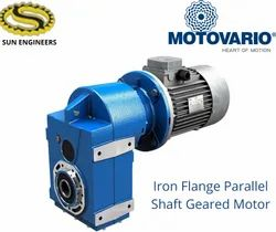 Parallel Shaft Geared Motor
