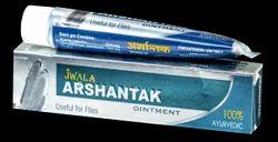 Arshantak Ayurvedic Ointment, 25g, Grade Standard: Medical Grade