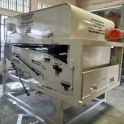 WHEAT PRE-CLEANER MACHINE