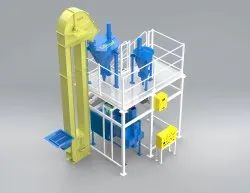 Toshniwal Batch Mixing Plant for Fortified Rice Blending