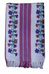 Printed Cotton Hand Towel, Size: 30x60inch