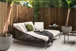 Outdoor Rope Daybed