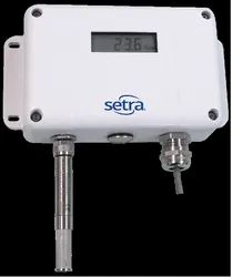 Model SRH400 Humidity and Temperature Transmitter