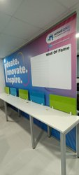 HP LATEX Printed In Shop Branding Service
