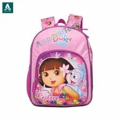 Appareltech Plain Kid Design School Bag