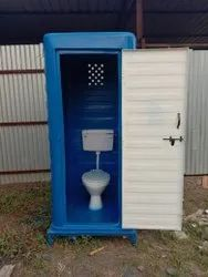 Code:T-12A    WESTERN TOILET 3X3.5X7FT