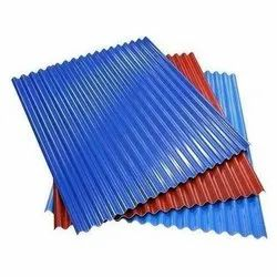 Color Coated PEB ROOF SHED