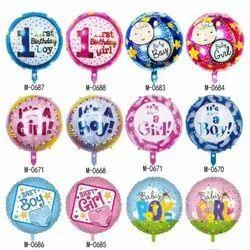 Foil Balloon - Round