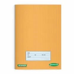 White E-15S 172 Pages (Medium Square) Winner King Note Book