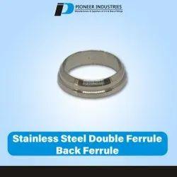 Stainless Steel Double Ferrule Back Ferrule