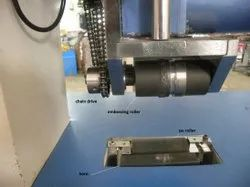 continuous ultrasonic sealing system