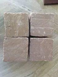 Brown Cobbles Limestone