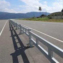 Highway Road Crash Barrier