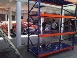 Heavy Duty Fabric Storage Rack