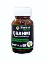 Brahmi (Bacopa Monnieri Linn) Capsules, 60 Capsule, Non prescription