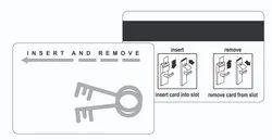 Generic Hotel Key Card