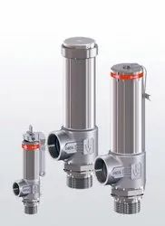 Series 2400 Safety Valves And Fittings For Cryogenic Applications