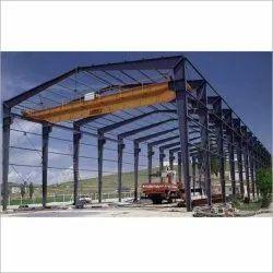 Prefab Steel Peb Warehouse Shed