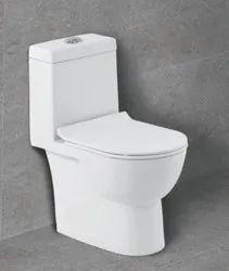 Radon One Piece Toilet Seat