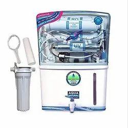 Aqquagrand RO Alkaline Water Purifier, 10 L, RO+UV+UF+TDS