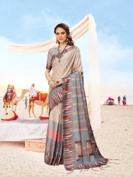 Woman Fashion Manipuri Silk Saree