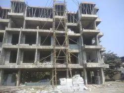 Residential Site Mix Rcc Construction Work, in Navi Mumbai
