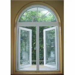 UPVC Arch Fixed Window
