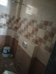 Bathroom Tiles Fixing Service