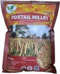 Organic Foxtail Millet (Thinai)