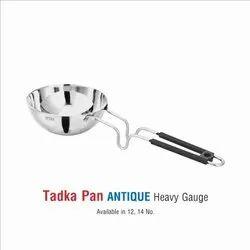 Steel Tadka Pan