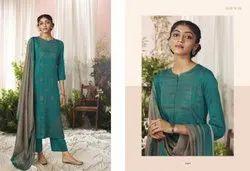 Designer Embroidered Salwar Kameez