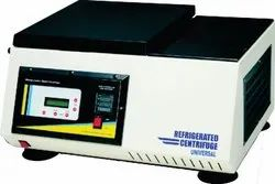 Refrigerated Micro Centrifuge Machine 20000rpm Brushless