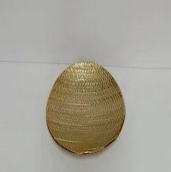 Brass Serving Platter
