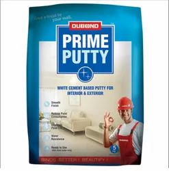 1Kg Dubond White Cement Based Prime Wall Care Putty