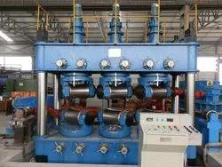 Steel Tube Straightening Machine