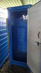 T-12D Indian Bathroom 3x3.5x7ft