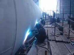 Twin Wire Arc Spray Metalizing