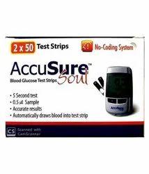 Accusure Soul Test Strips
