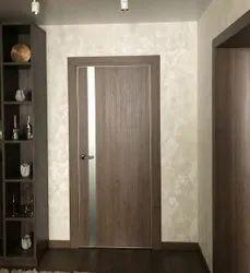 Prosteel Doors Brown Flush Door, For Home