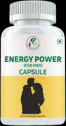 ENERGY POWER CAPSULE FOR MAN