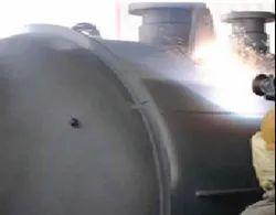 Vessel Metallizing