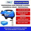 High Pressure Washer Italian Grade  With Induction Motor Heavy Duty