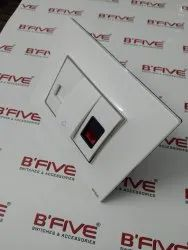 B'Five 945 Telephone Jack Switch (Hector White ), 200