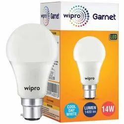 Cool daylight Wipro 14W Garnet LED Bulb