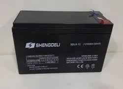 12v 8ah shengdeli sprayer battery