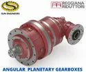 Linear And Angular Planetary Gearboxes - 2000 Series
