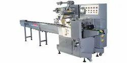 Burfi Packing Machine Flow Wrapping Machine