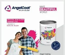 ANGELCOAT Oil Based Paint 4 L, Can